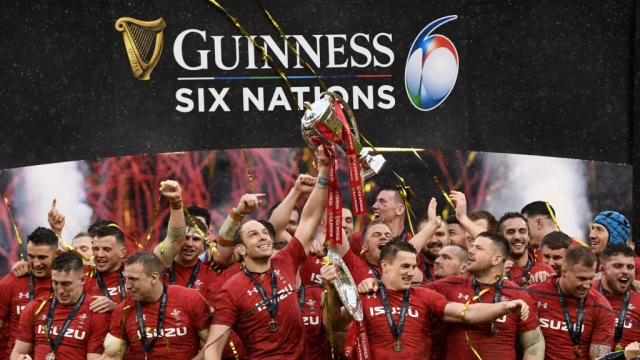Six Nations champions Wales