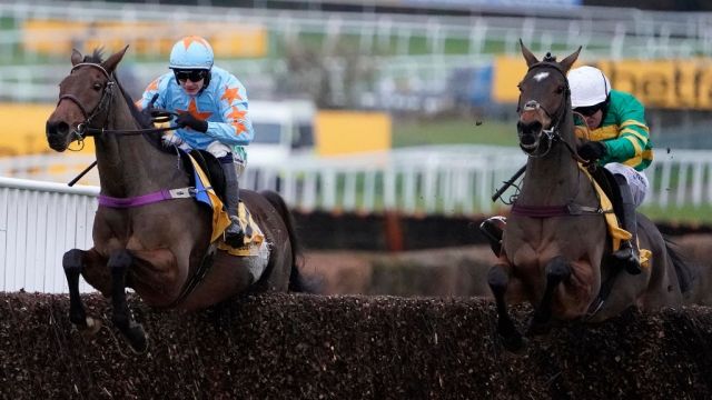 The Betfair Tingle Creek Chase at Sandown Park Racecourse (Getty Images)