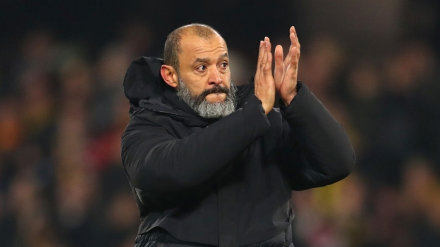 Nuno Espirito Santo, says he grieved the Wolverhampton Wanderers loss to Watford in last season's FA Cup (Getty Images)