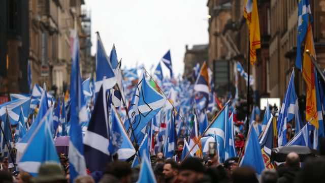 Brexit also appears to have left some people feeling disenfranchised, but not everyone believes independence is the right response