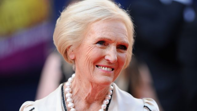 Mary Berry makes her way to the pop-up café at the end of Southend Pier, kick-starting a new series of the celebrity-endorsed cookery show