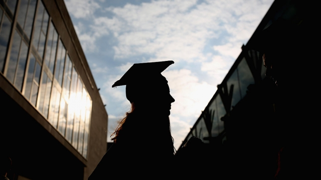 Thousands of Scottish students leave university with debt despite having no tuition fees (Photo: Getty)