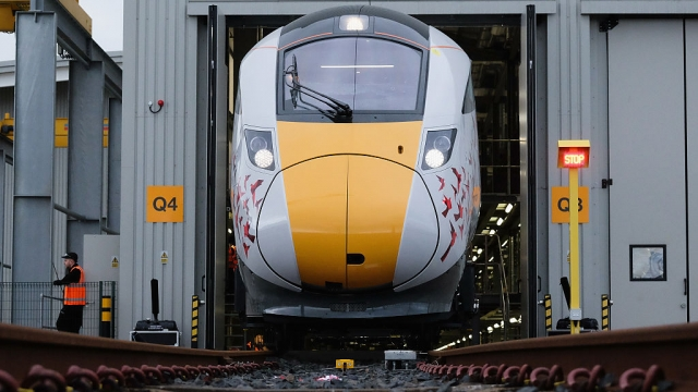 The future of HS2 will be decided next week.