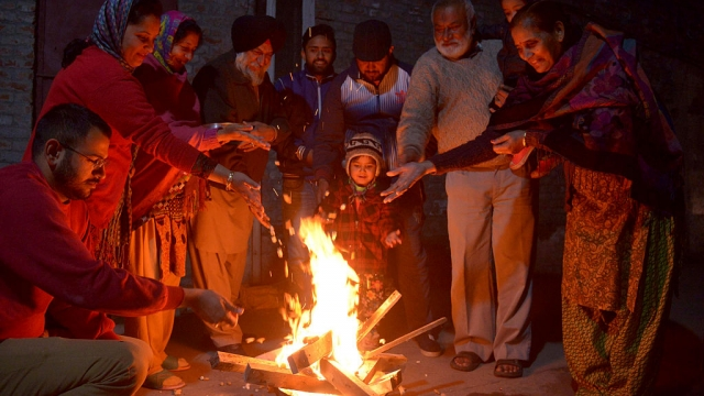 When Is Lohri 2020 What The Punjabi Folk Festival Means And How It S Celebrated