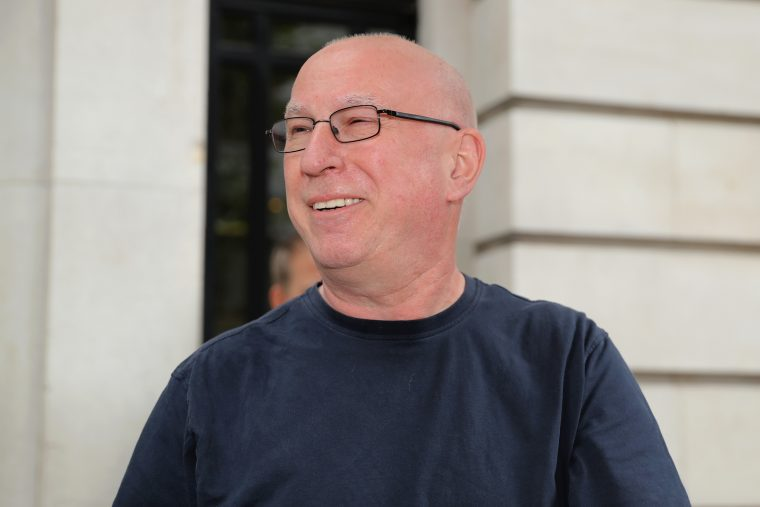 Ken Bruce has presented the cult daily quiz Popmaster for 23 years (Photo: Dan Kitwood/Getty Images)