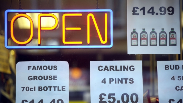 Scotland introduced minimum unit pricing for alcohol in May 2018 (Photo: Getty)