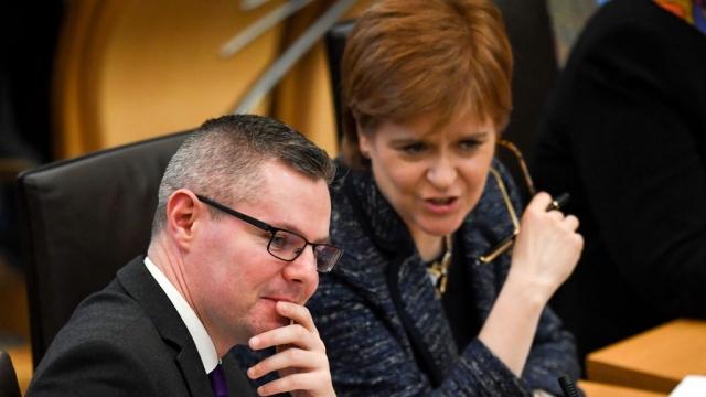 Finance Secretary Derek Mackay will set out the Scottish Budget on 6 February (Photo: Getty)