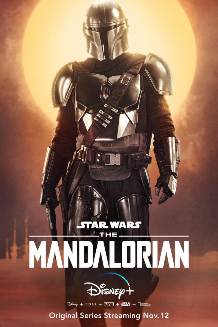 The Mandalorian launched in the UK on Disney+ in March (Photo: Disney)