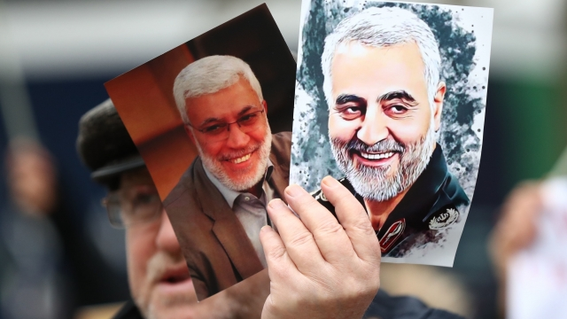 Last Friday's assassination of Qassem Soleimani has seen investors pile in