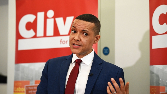 Labour MP Clive Lewis attacked the Brexit campaign