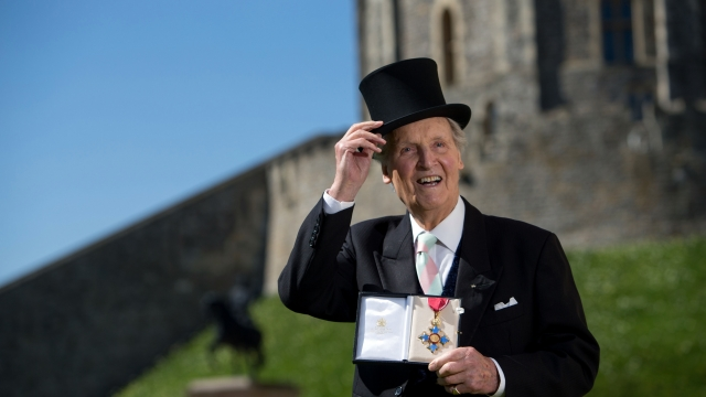 Nicholas Parsons has died at the age of 96