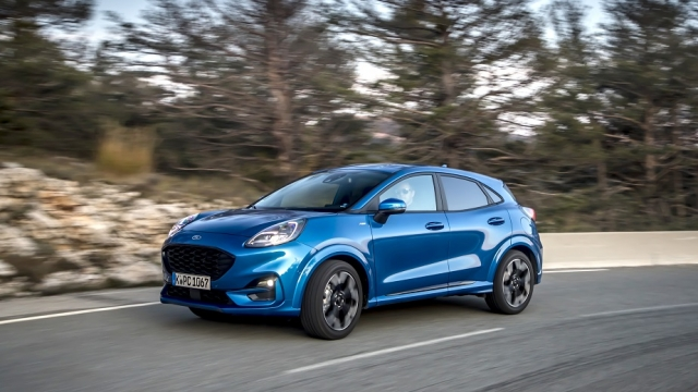 2020 Ford Puma Review Small Suv S Surprise Package