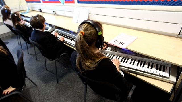 The Government has announced a new round of funding in England for state school 'music hubs'