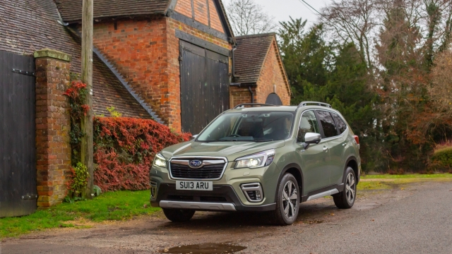 Article thumbnail: Subaru Forester e-Boxer