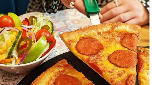 Vegan Pizza Hut