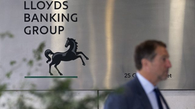 Lloyds Banking Group said it is trying its best to resolve the issue as speedily as possible
