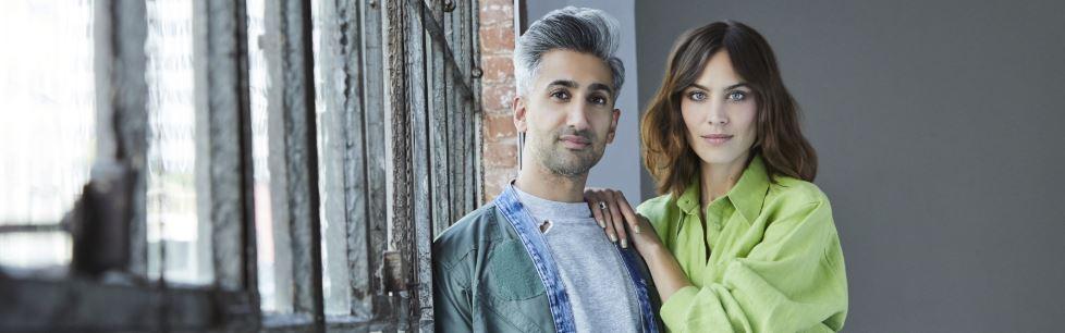 Tan France and Alexa Chung present Netflix series Next in Fashion