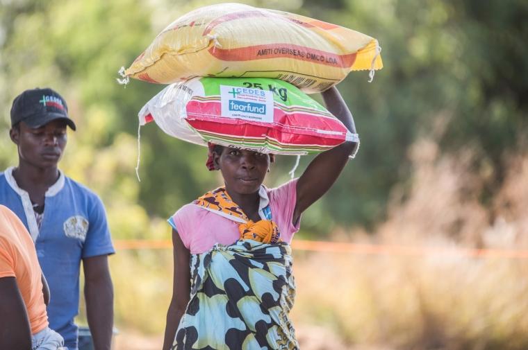 The food shortage has struck Malawi, Zimbabwe and Mozambique (Photo: David Mutua/Tearfund)