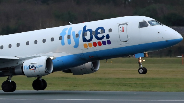 Flybe's boss has insisted the loan is commercial and does not break state aid rules