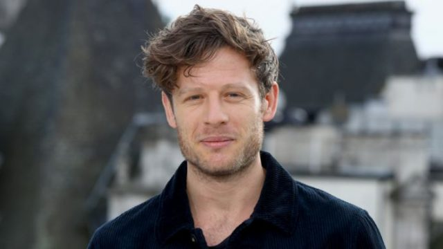 James Norton has seen recent success with roles in The Trial of Christine Keeler and Little Women