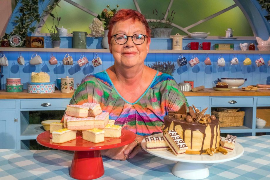 Jo Brand presents GBBO spin-off An Extra Slice (Photo: Channel 4)