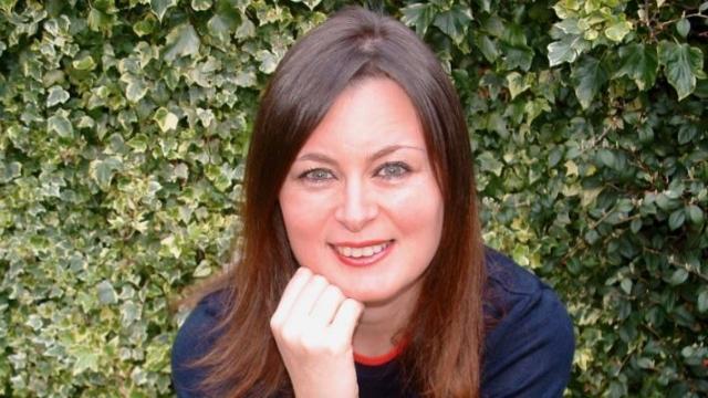 Irish crime writer Jo Spain