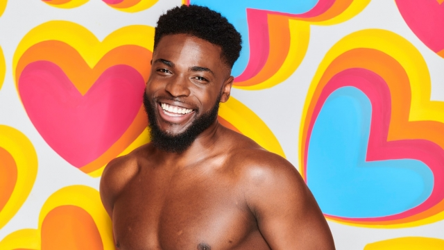 Mike Boateng is one of the contestants on the Love Island 2020 winter series