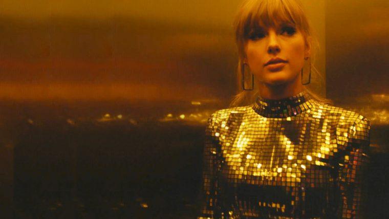 Taylor Swift in Miss Americana on Netflix