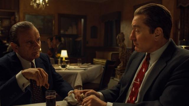 Robert De Niro in Martin Scorsese's The Irishman (Courtesy: Netflix)