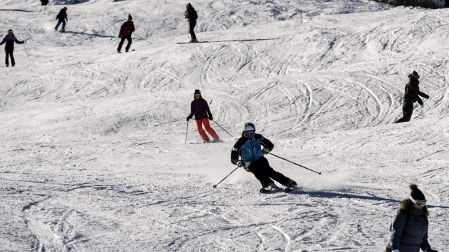 The skiing industry is seeing a slide in young visitors