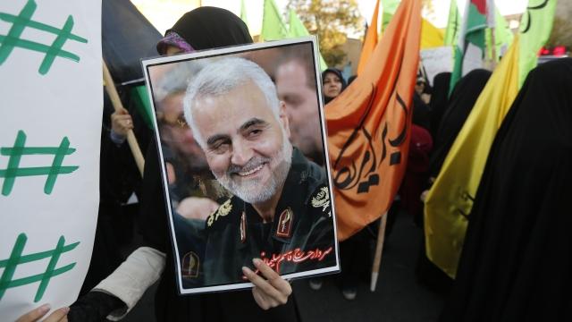 General Qassem Suleimani