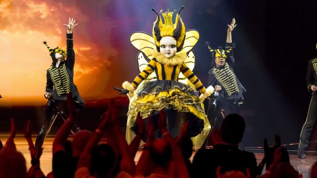 Queen Bee on The Masked Singer
