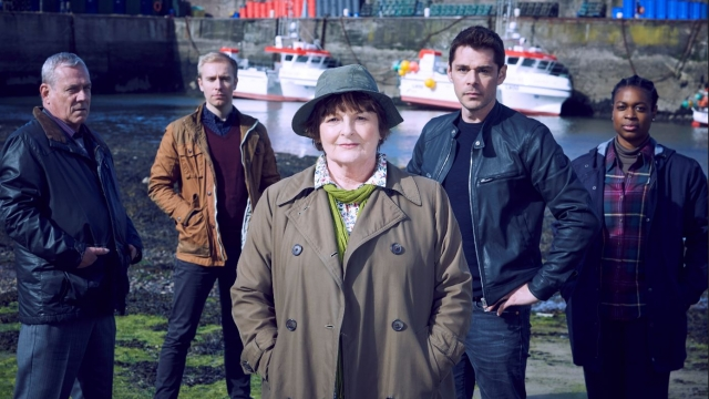 Article thumbnail: The cast of Vera