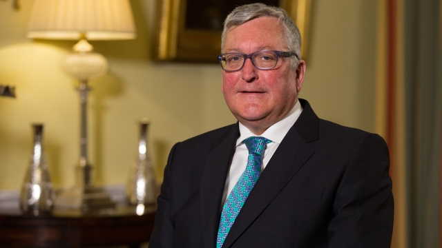 Fergus Ewing said he 'completely rejected' the allegations against him (Photo: Scottish Government)