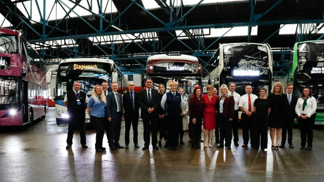 Free bus travel for under 19s could be rolled out as early as next year (Photo: Scottish Government)