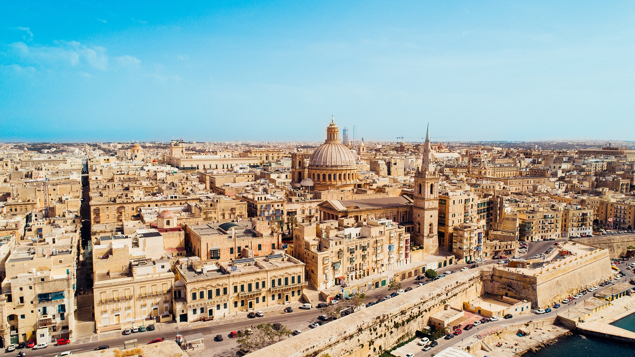 Where to go in Malta for the first time, from Valletta to finest sandy beaches
