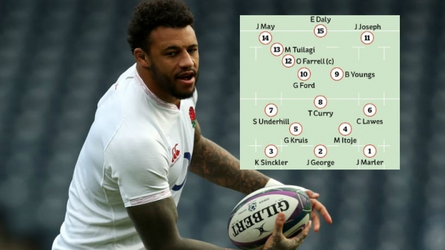 Courtney Lawes is one of four changes to the starting XV against Ireland in the Six Nations 2020 (Getty Images/i)