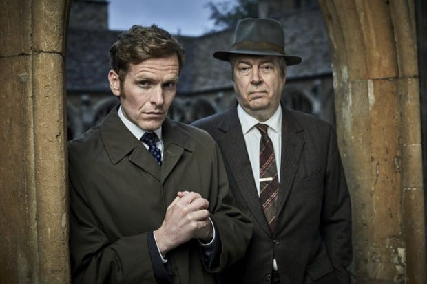 Article thumbnail: Endeavour returns for a seventh series on Sunday 9 February (Photo: ITV)