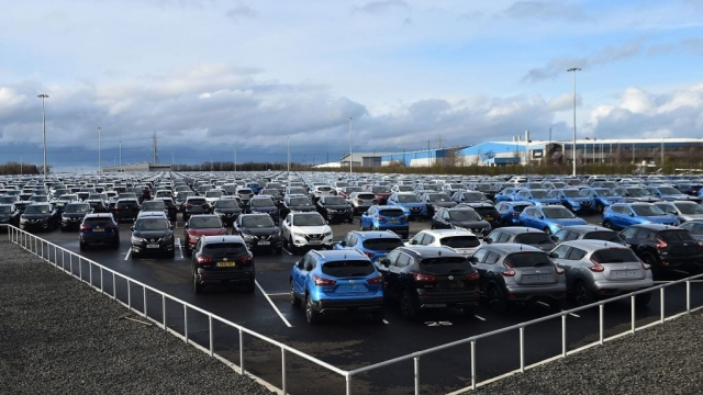 Non-electric cars will be banned in the UK (Photo: Getty Images)