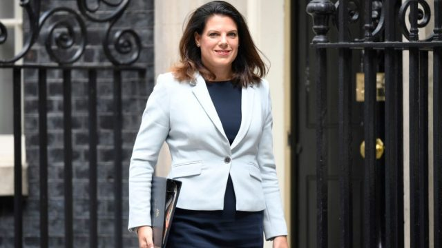 Conservative MP Caroline Nokes is chairman of the women and equality select committee