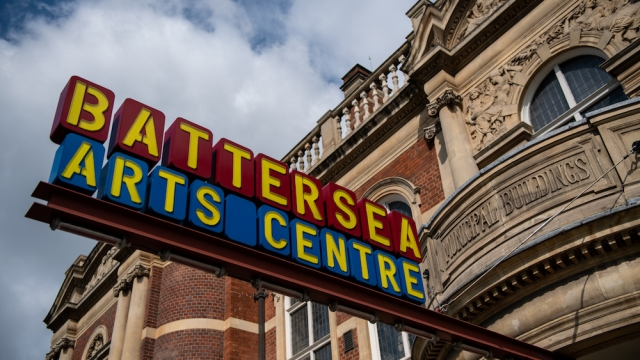 The main entrance of the Battersea Arts Centre (Photo by Chris J Ratcliffe/Getty Images)