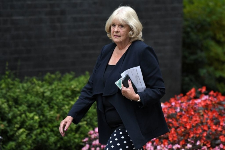 Conservative MP Cheryl Gillan is a fierce opponent of HS2 (Photo: Getty Images)