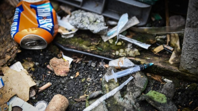 Deaths from drugs have soared in Scotland in recent years (Photo: Getty)