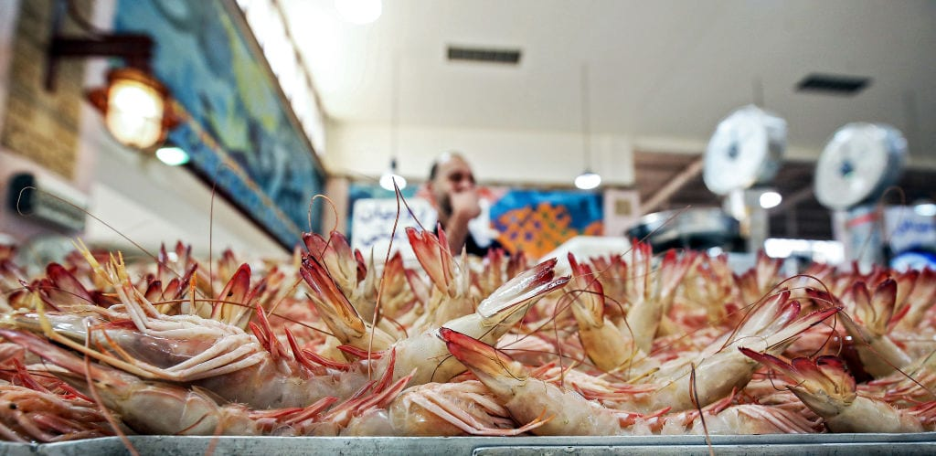 Prawns and shrimps can be four times worse for the environment than beef