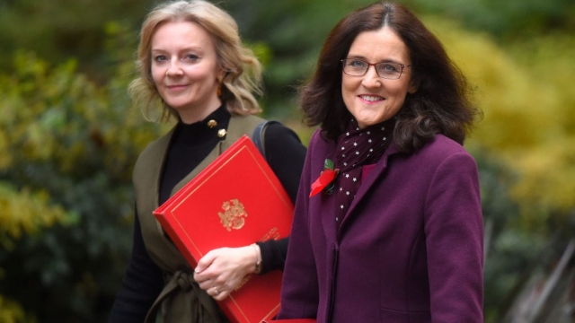 Liz Truss is expected to keep her job but Theresa Villiers is not (Photo: Peter Summers/Getty Images)