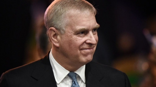 Prince Andrew stepped back from royal duties in 2019