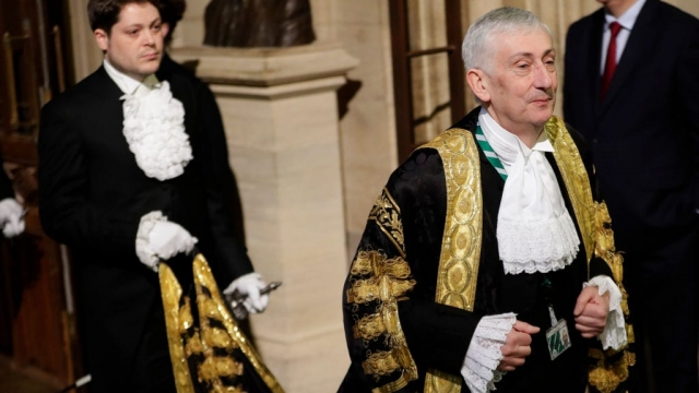 New Speaker Sir Lindsay Hoyle wants more confidence in how Parliament deals with allegations of harassment and bullying