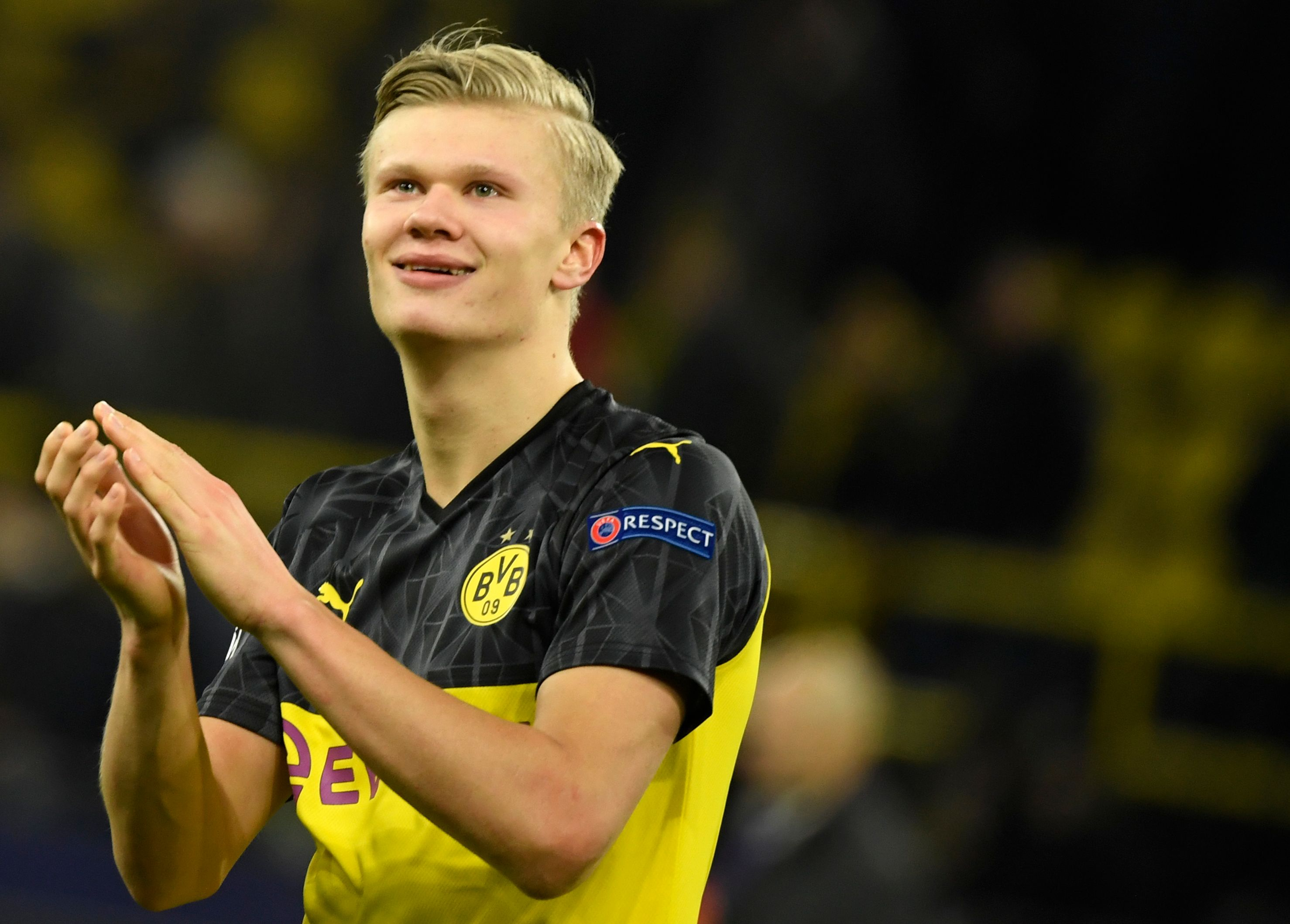 Erling Braut Haaland 9 Stats That Show What A Remarkable Talent The Borussia Dortmund Striker Really Is