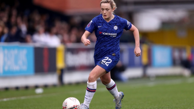Erin Cuthbert was in sensational form for Chelsea against West Ham United (Getty Images)