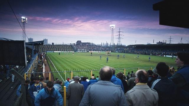 AFC Wimbledon at Plough Lane